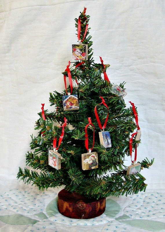 40 Beautiful Small Christmas Tree Decoration Ideas