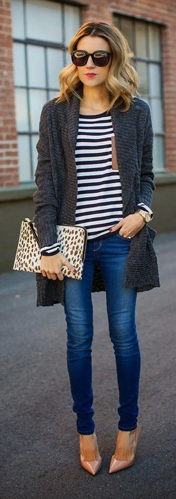 40 Best Cardigan Outfits Ideas To Keep Warm In Style