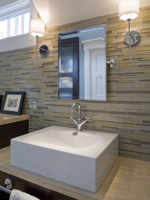 35+ Amazing Bathroom Tile Ideas to Renovate Your Bathroom