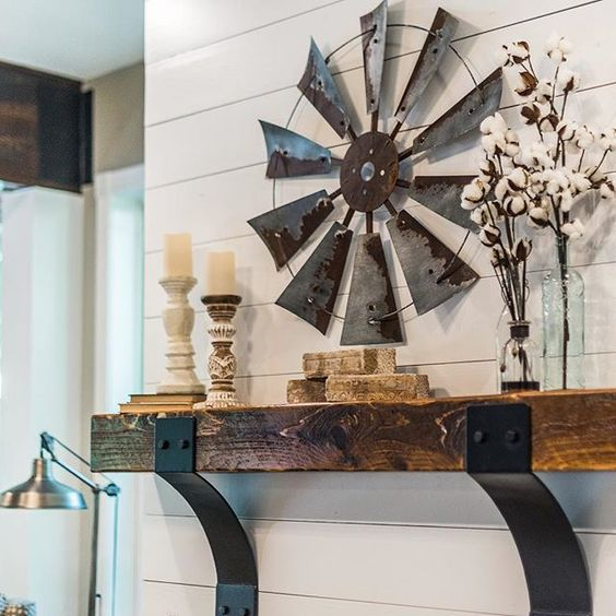 40 Beautiful DIY Rustic Wall Decor Ideas