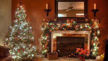Wonderful living Rom for Christmas