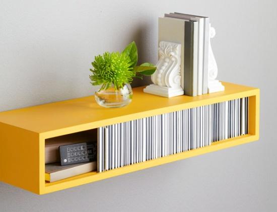 30 Awesome Wall Shelves Design Ideas