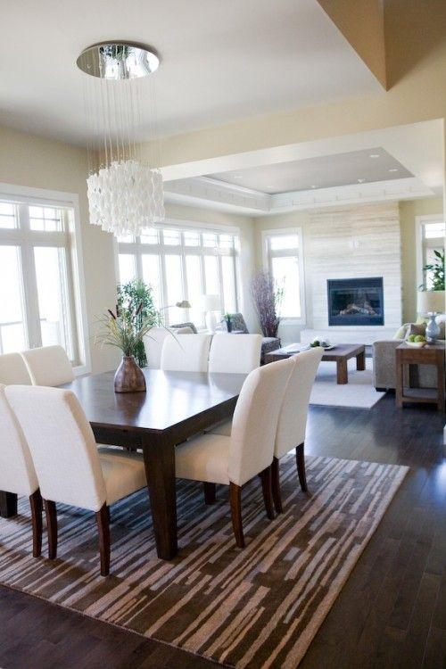 45 Elegant Dining Room Decorating Ideas