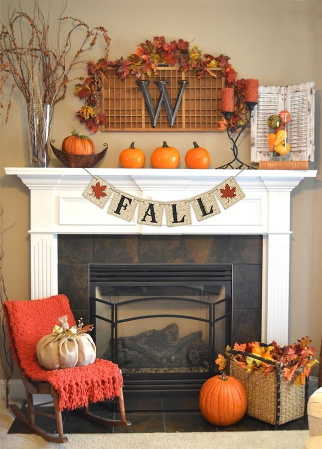 ... Idea Banner Could Become A Cool Addition To Your Fall Decor ...