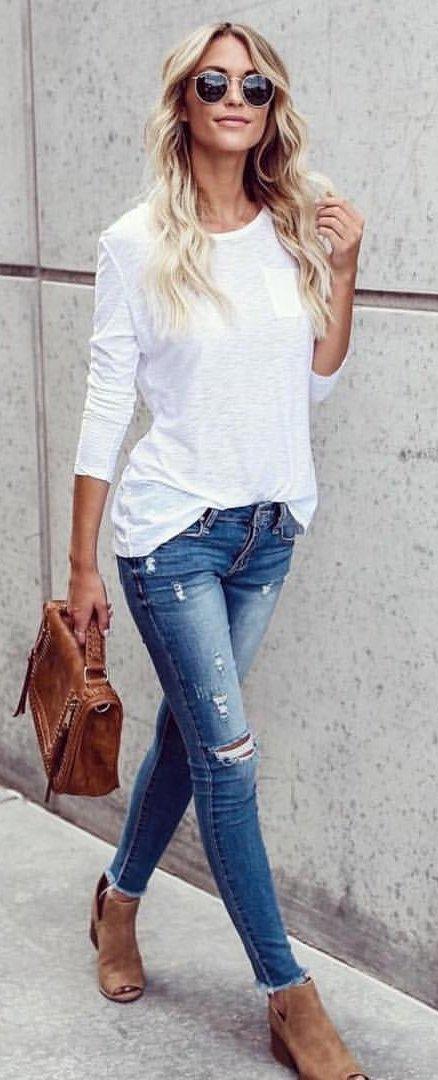 Cute White Dresses