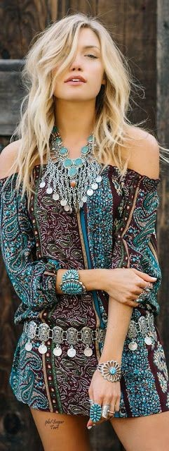 45 Exclusive Spring Boho Outfit Trends 2018