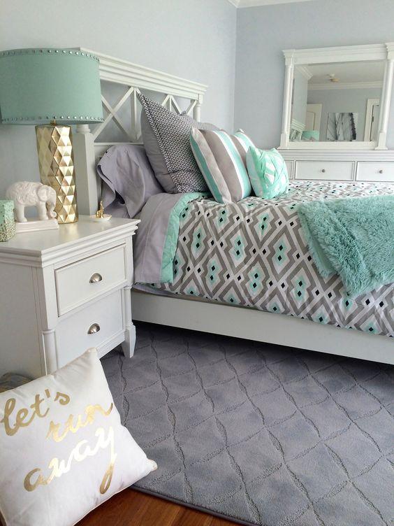 amazing gray green teen bedrooms | 25 Amazing Furniture Ideas For Your Bedroom