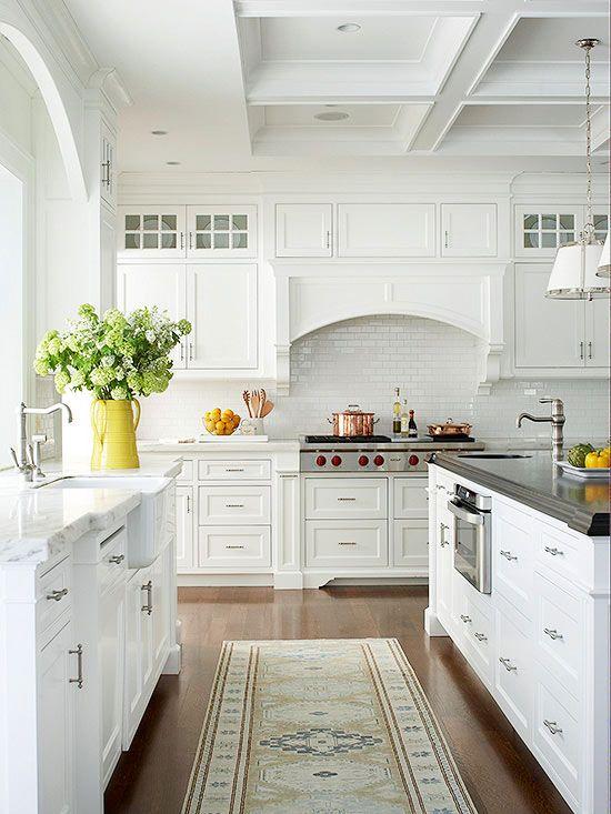 white cottage kitchens. White Cottage Kitchen Ideas Kitchens