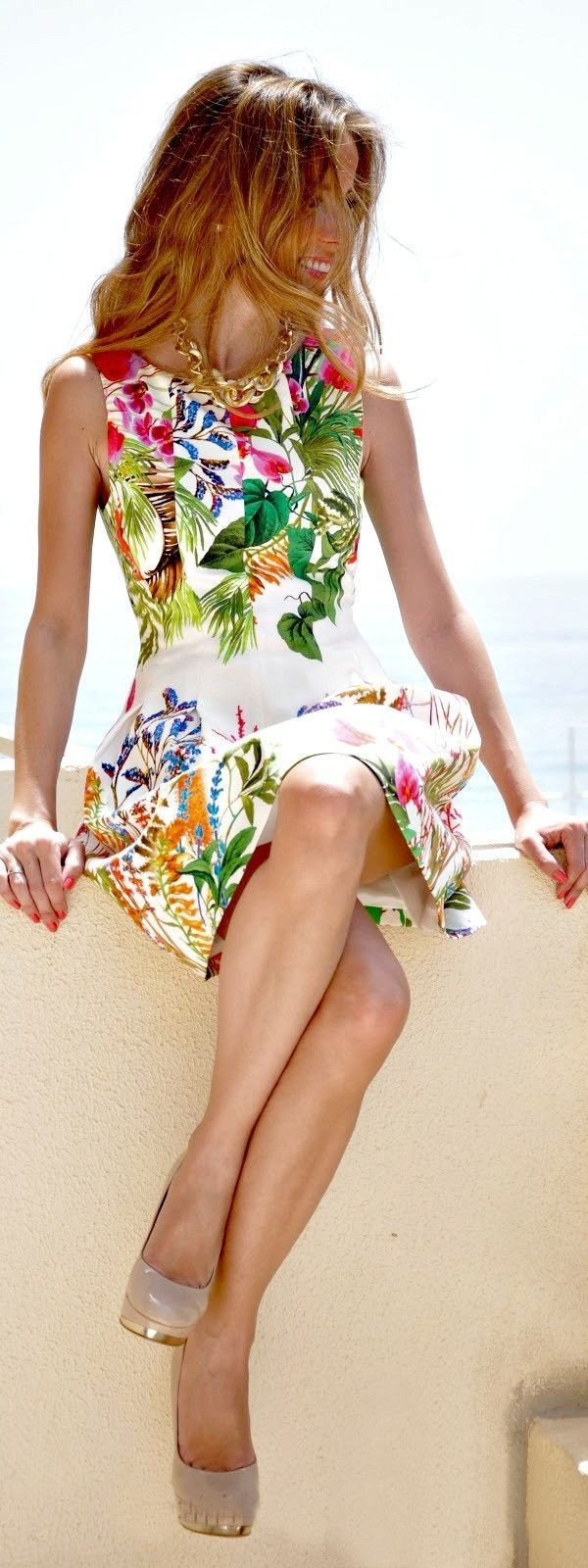ff3045e49550 45 Top Summer Outfits That Always Look Slimming