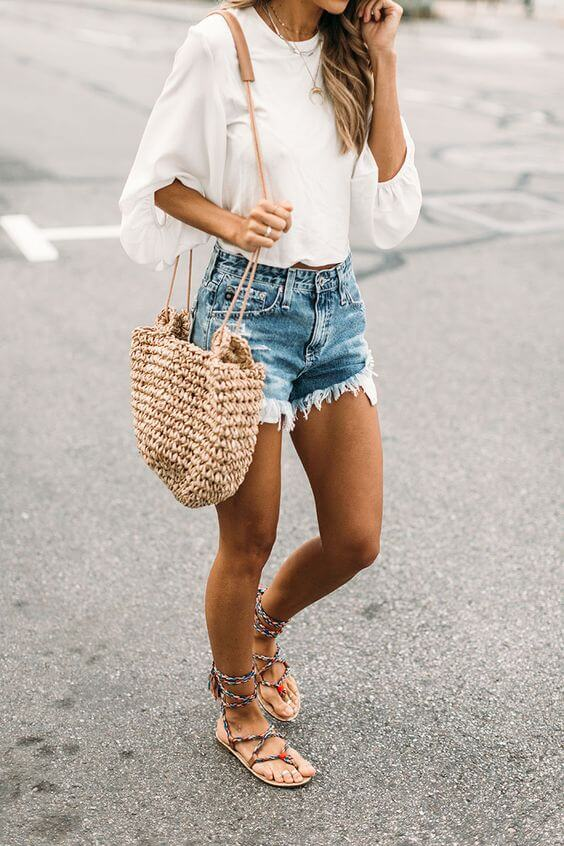 4ac63663e6bd6 50 Awesome Outfit Ideas To Wear This Summer
