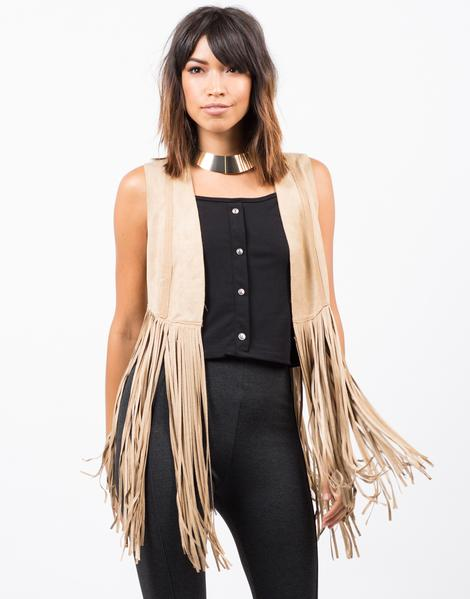 40 Cute Vests For Women To Achieve A Casual Look