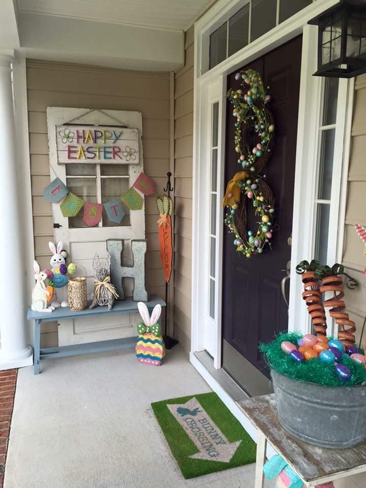 50 Best Outdoor Easter Decor Ideas