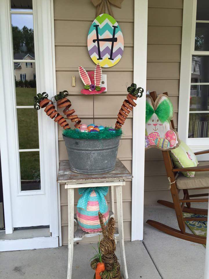 50 Best Outdoor Easter Decor Ideas