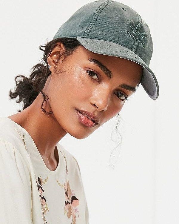 Adidas Originals Relaxed Strapback Tonal Baseball Hat