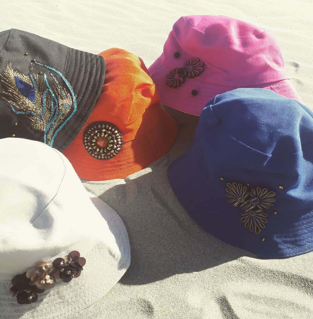 Elegant hats for Summer and Winter