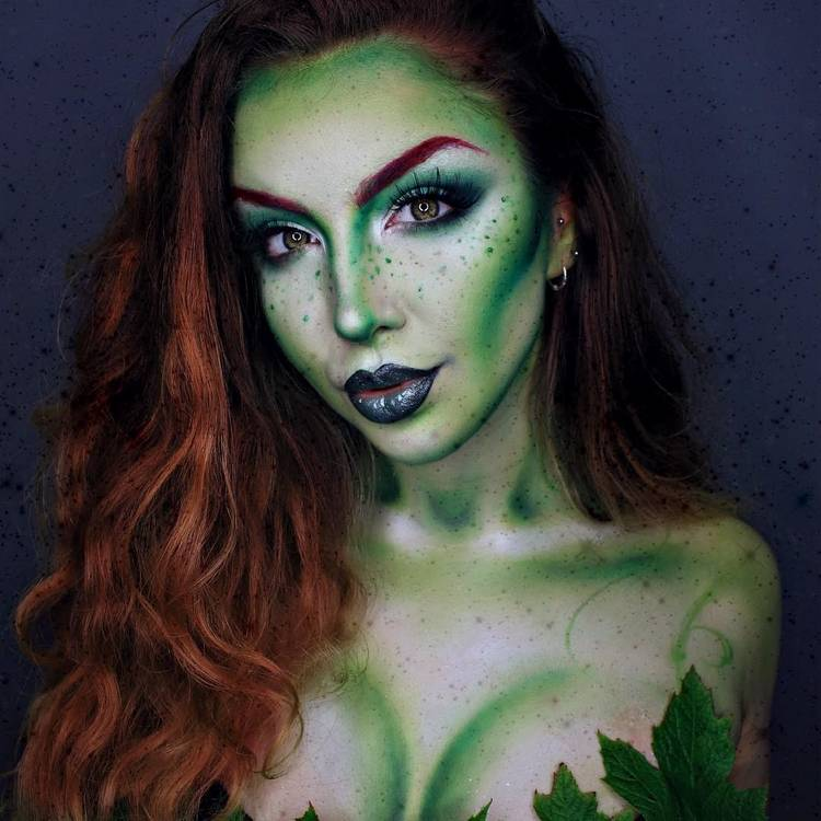 Easy Halloween Makeup Scary.70 Scary Halloween Makeup Ideas You Ll Love