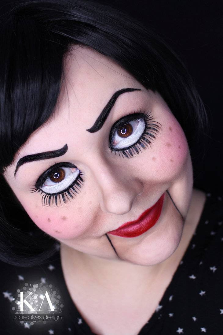 70 Scary Halloween Makeup Ideas You\u0027ll Love
