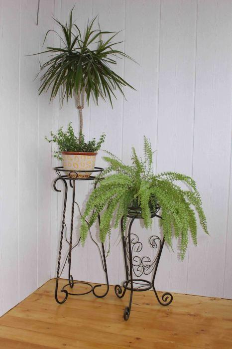 Eclectic Garden Pots