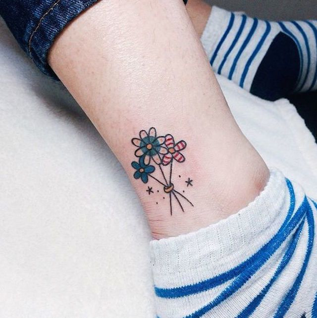 30 Incredible Flower Tattoos Designs You Must See