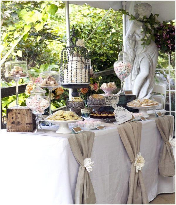 40 Rustic Burlap Wedding Ideas You'll Love