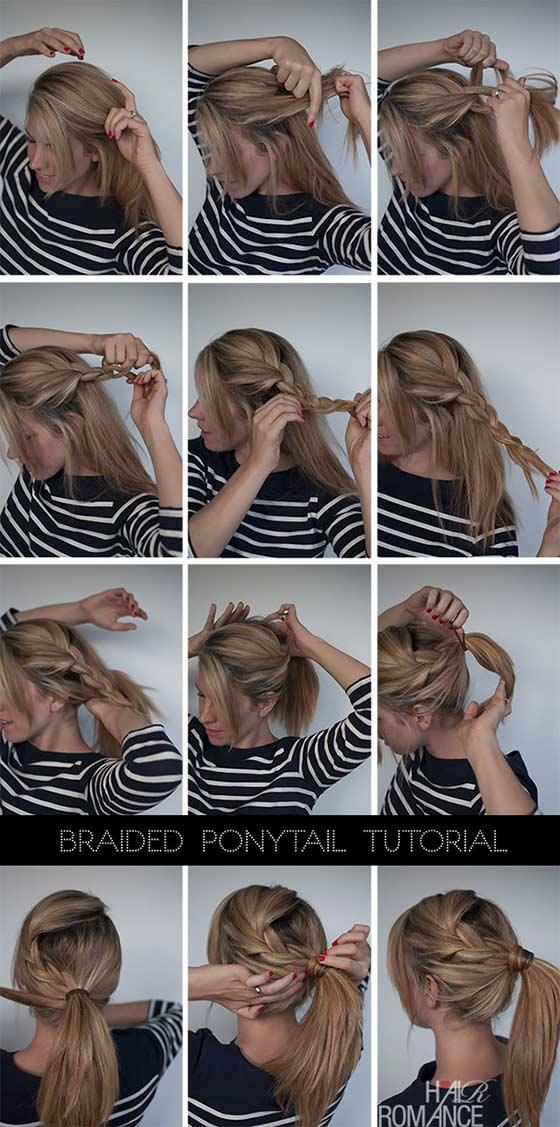 40 Easy Braided Hairstyles That We Love Gravetics