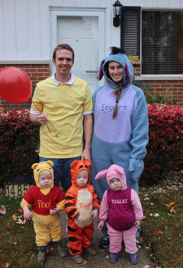 Halloween Family Costume Ideas To Make Us Look Even Gorgeous
