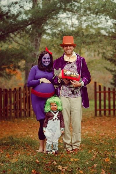 Family Of 4 Disney Halloween Costumes.50 Gorgeous Halloween Family Costume Ideas Gravetics
