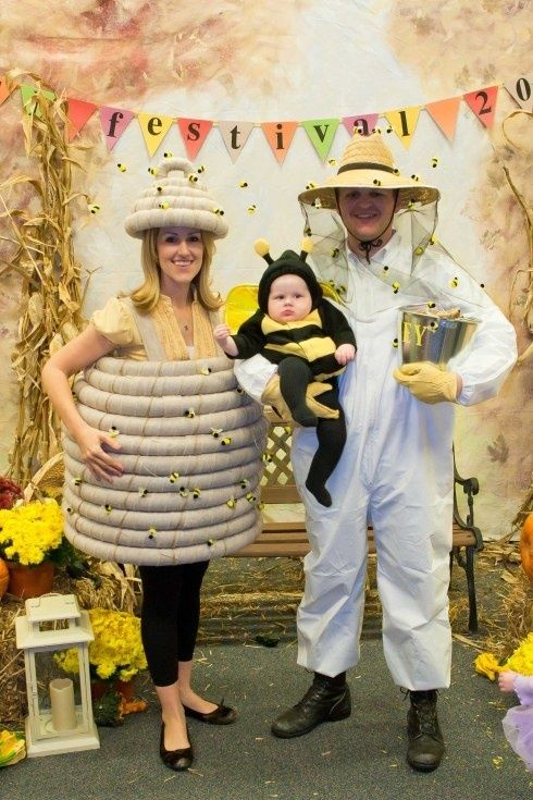 50 Gorgeous Halloween Family Costume Ideas   Gravetics