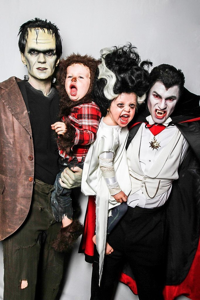 #50 Halloween Costume Ideas For the Family from popsugar.com  sc 1 st  Gravetics : family fun halloween costume ideas  - Germanpascual.Com