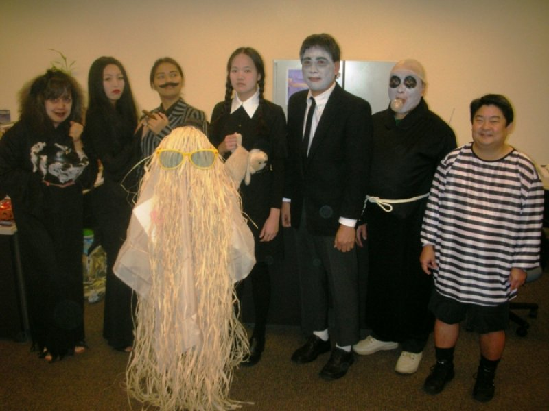 Halloween Group Costumes Scary.60 Creative Group Halloween Costume Ideas Gravetics