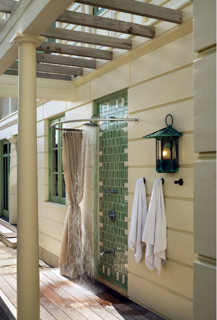 55 Refreshing Diy Outdoor Shower Ideas Gravetics