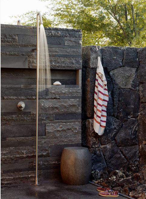55 Refreshing Diy Outdoor Shower Ideas Gravetics