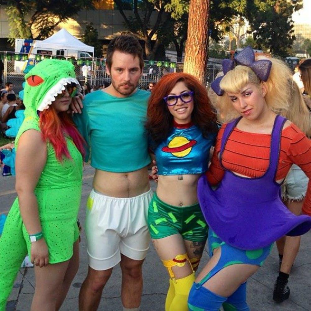 60 creative group halloween costume ideas - gravetics
