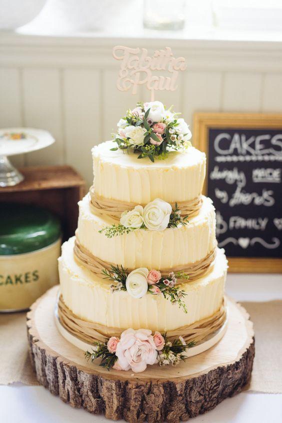 40 Beautiful Wedding Cake And Dessert - Gravetics