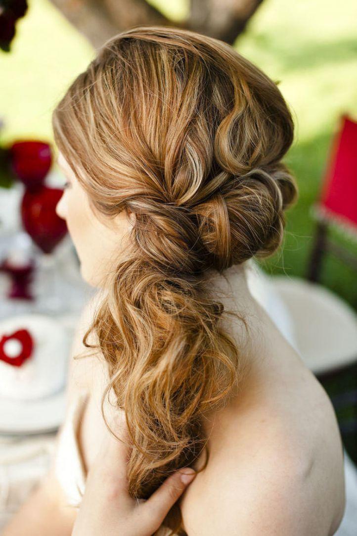 50+ Elegant Prom Hairstyle Ideas To Look Amazing - Gravetics