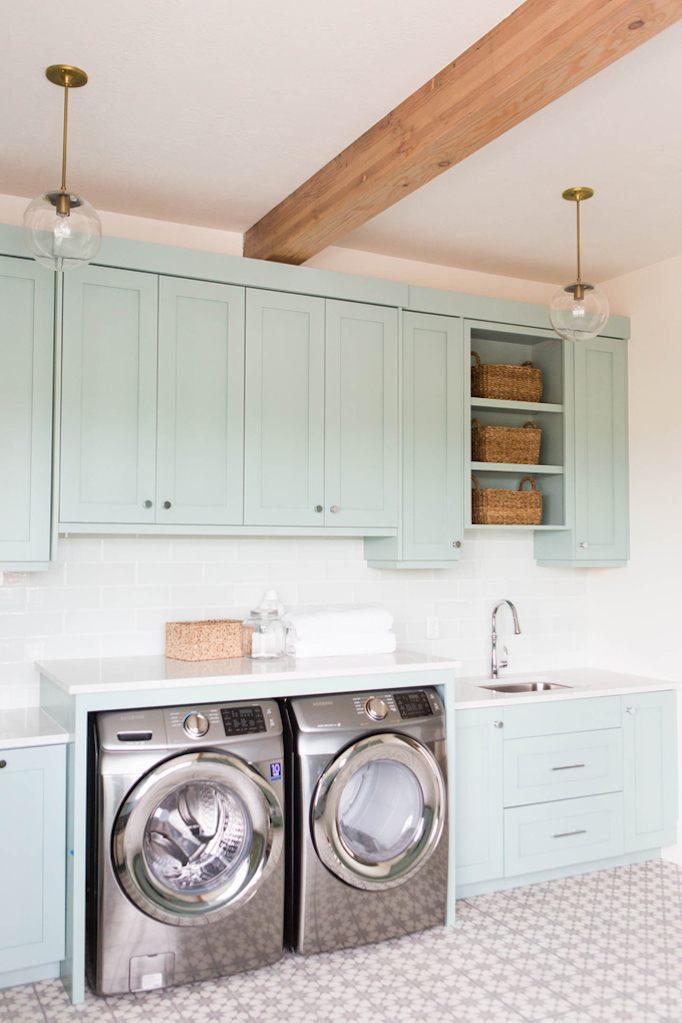 65 Best Ideas To Place Washing Machine In The Kitchen