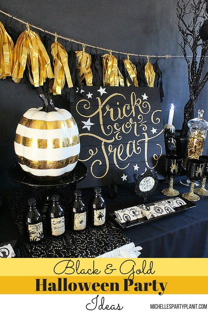 25 Gorgeous And Scary Halloween Party Decor Ideas Gravetics