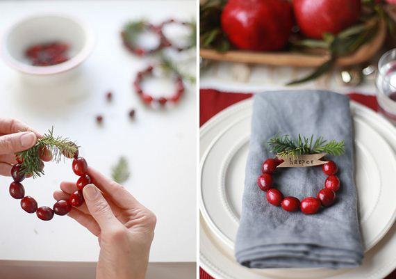 15 Easy Christmas Table Decorations Amp Centerpieces Gravetics