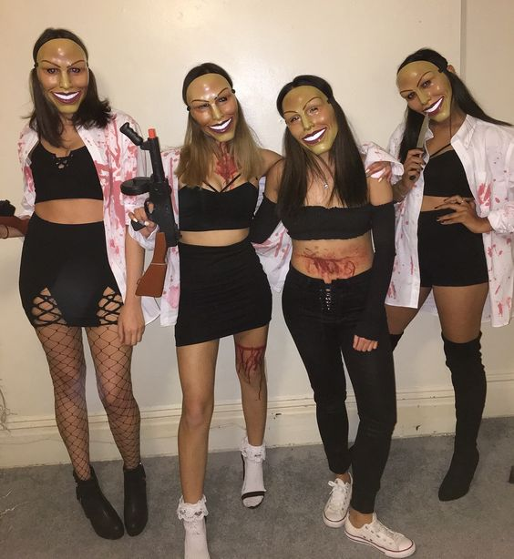 50 Enchanting Group Halloween Costume Ideas Inspired From