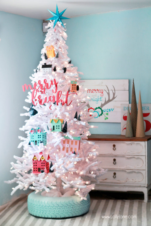 25 Creative Diy Christmas Tree Stands