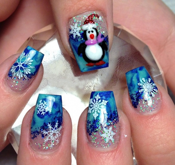 Christmas Nail Art Ideas That Will Make You Look Sharp And Confident